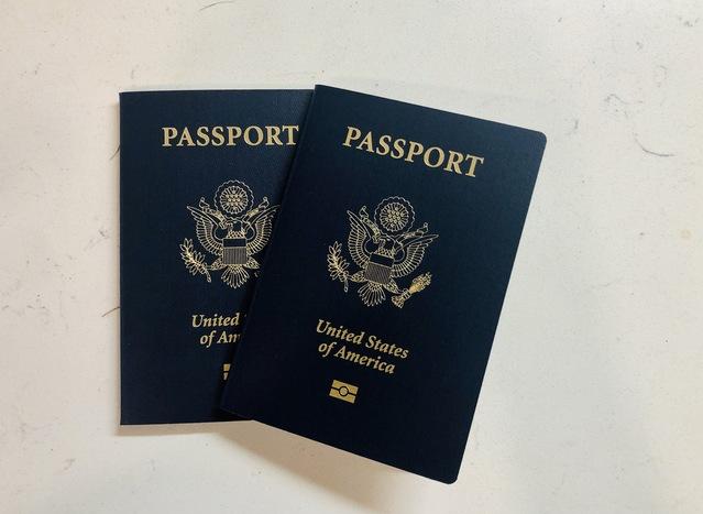 United States passports